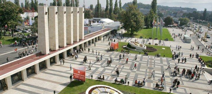 Щанда на Международния технически панаир – Пловдив